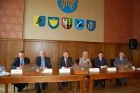 Wicepremier Elżbieta Bieńkowska z wizytą w Starostwie Powiatowym_4